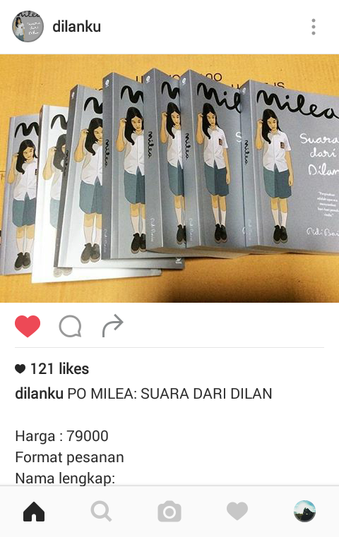 novel dilan | JOMBLO TIMES